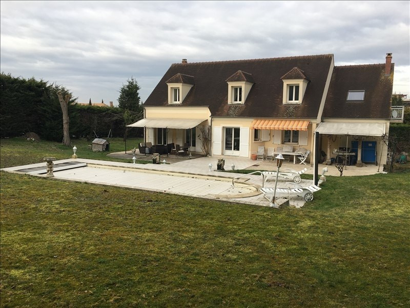 Deluxe sale house / villa Chambourcy 1 290 000€ - Picture 9