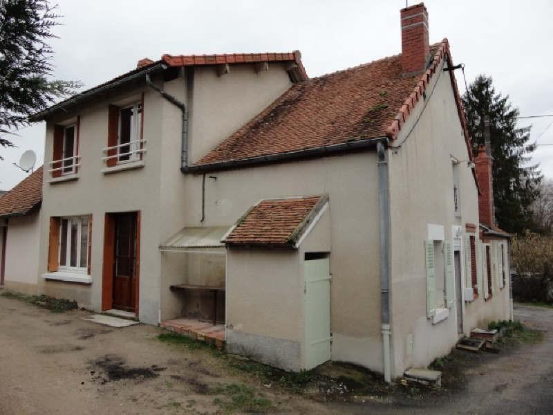 Vente maison / villa Cosne cours sur loire 81500€ - Photo 1