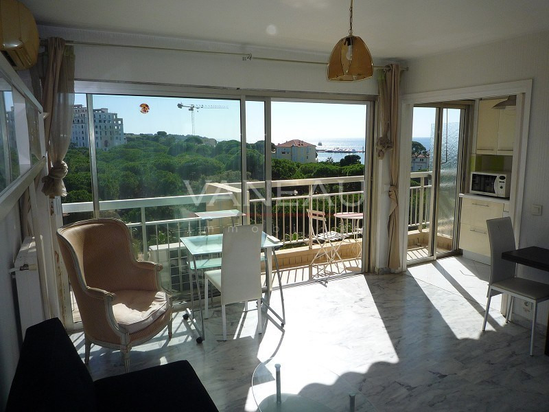 Vente appartement Juan-les-pins 155000€ - Photo 2
