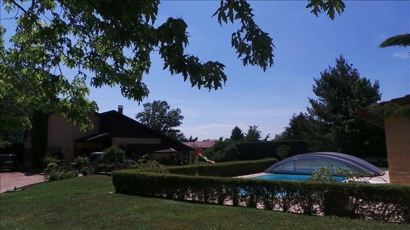Vente maison / villa St maurice de gourdans 365000€ - Photo 1