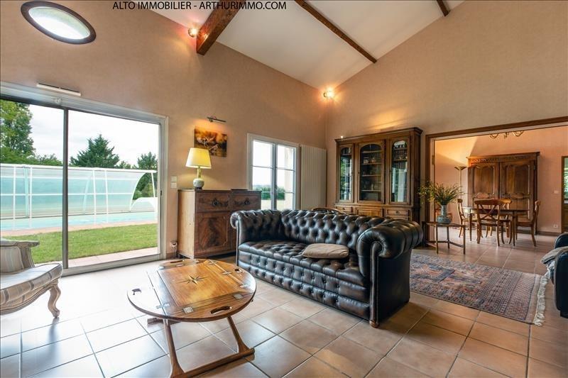 Vente maison / villa Nerac 466400€ - Photo 2