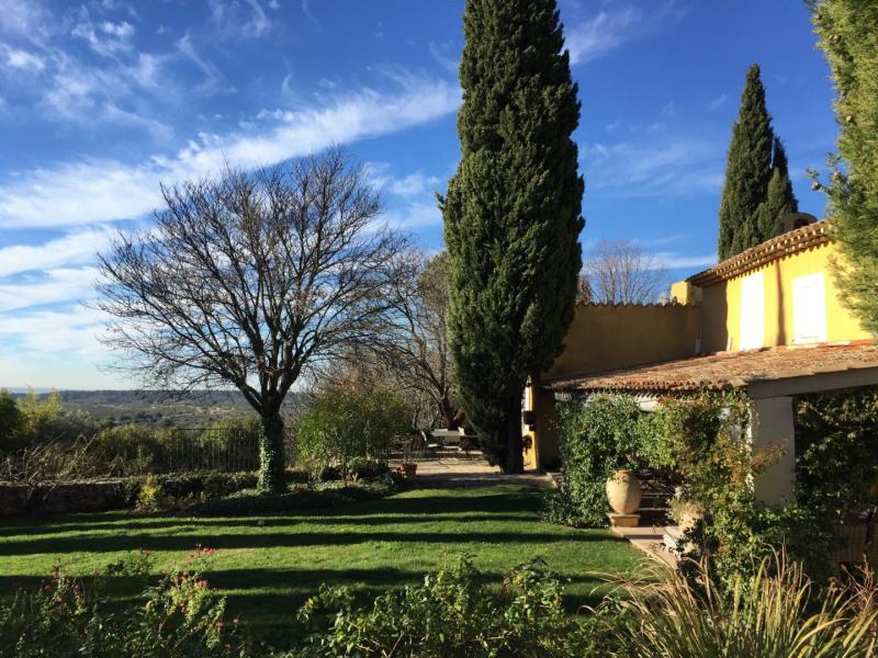 Vente de prestige maison / villa Aix-en-provence 1850000€ - Photo 2