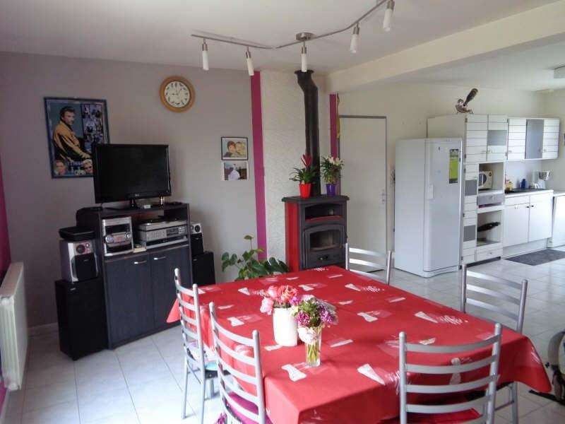 Venta  casa Héloup 185000€ - Fotografía 4