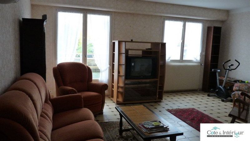 Sale apartment Les sables d olonne 157 500€ - Picture 1
