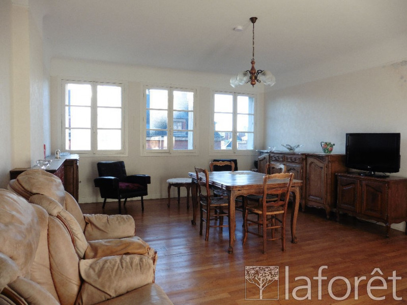 Vente appartement Lisieux 109 000€ - Photo 2