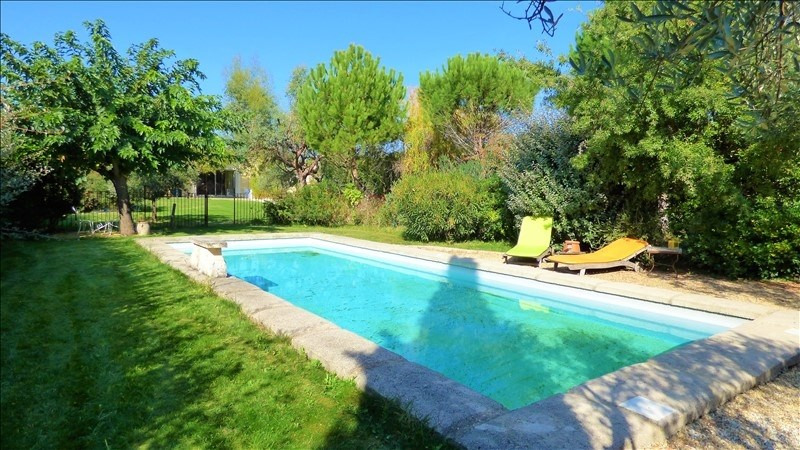 Vente maison / villa Monteux 449 000€ - Photo 9