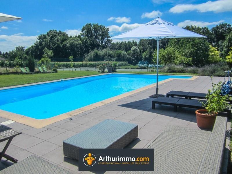 Vente de prestige maison / villa Les avenieres 595000€ - Photo 1