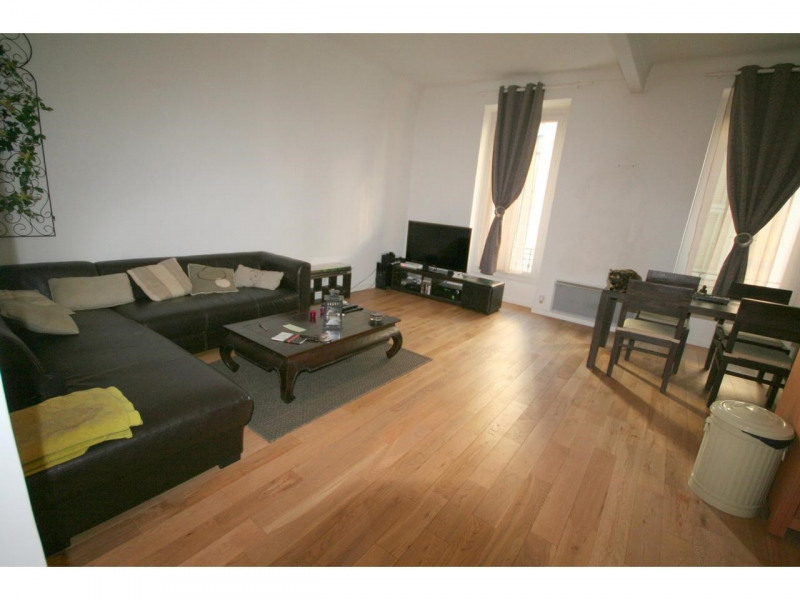 Rental apartment Nice 851€ CC - Picture 1