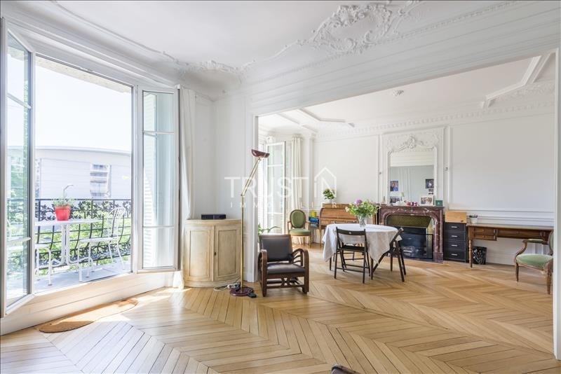 Vente de prestige appartement Paris 15ème 1035000€ - Photo 2