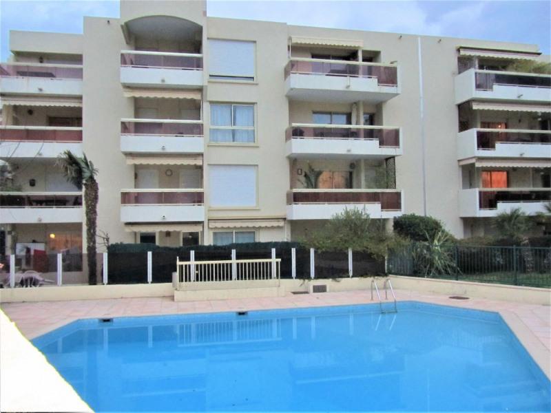 Vente appartement Juan les pins 164000€ - Photo 1