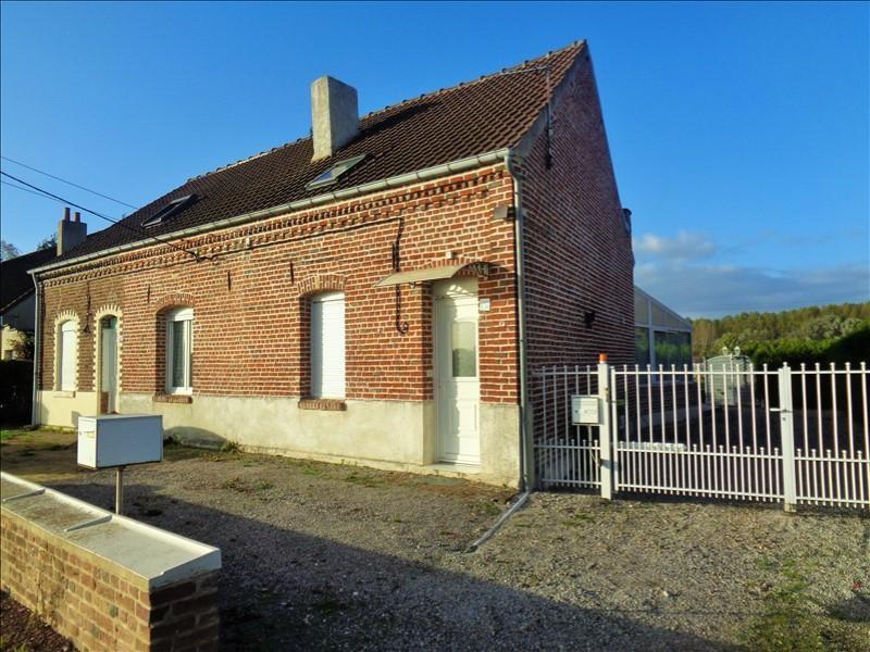 Vente maison / villa Beuvry 129500€ - Photo 1
