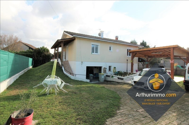Vente maison / villa Chavanoz 249900€ - Photo 2