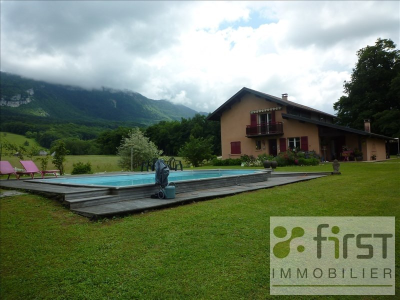 Deluxe sale house / villa Cusy 599 000€ - Picture 3