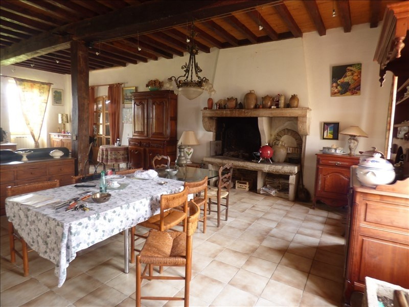 Vente maison / villa St didier la foret 283000€ - Photo 4