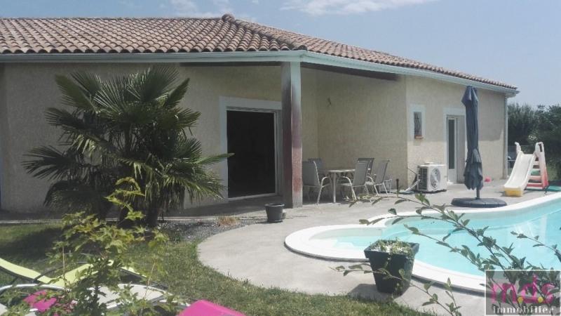 Vente maison / villa Verfeil secteur 350000€ - Photo 2