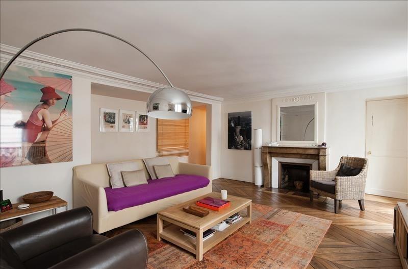 Deluxe sale apartment Paris 6ème 1200000€ - Picture 4