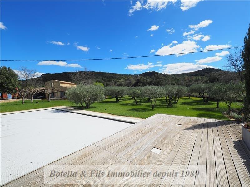 Immobile residenziali di prestigio casa Uzes 763000€ - Fotografia 13
