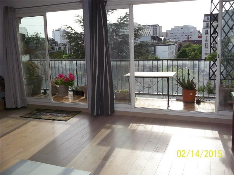 Vente de prestige appartement Paris 13ème 1030000€ - Photo 5