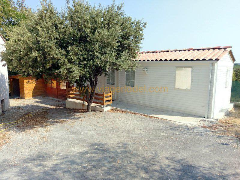 Lijfrente  huis Liouc 60000€ - Foto 13