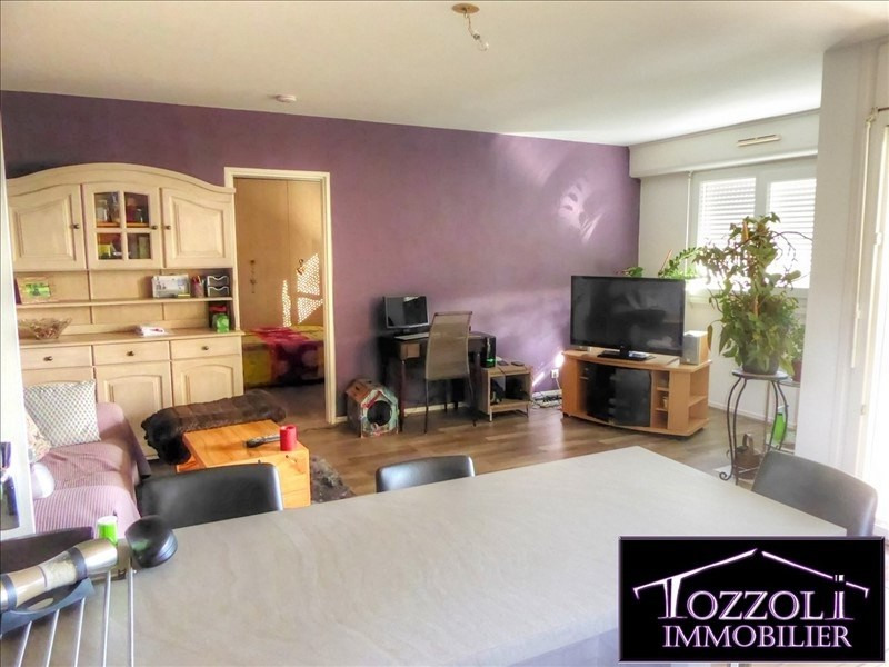 Vente appartement Villefontaine 104 000€ - Photo 1