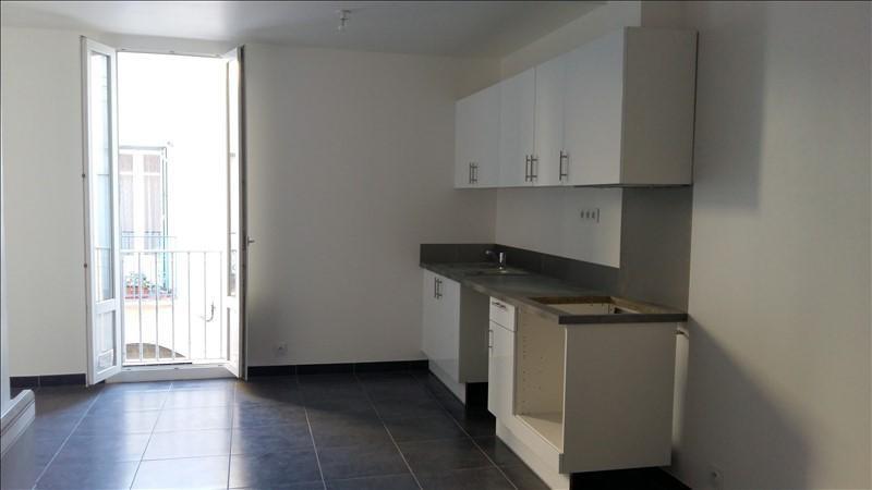 Location appartement Port vendres 465€ CC - Photo 1