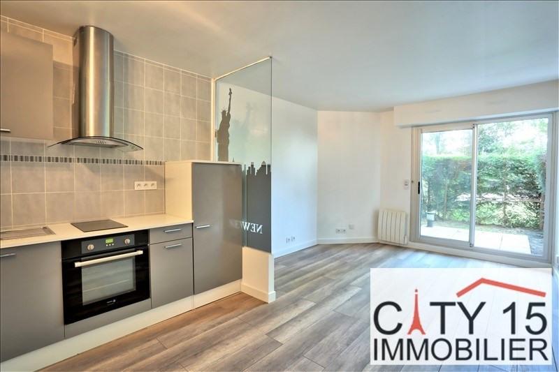 Vente appartement Paris 15ème 277000€ - Photo 1