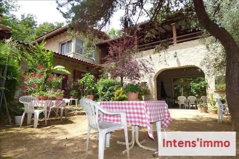 Sale house / villa St donat sur l herbasse 458000€ - Picture 1