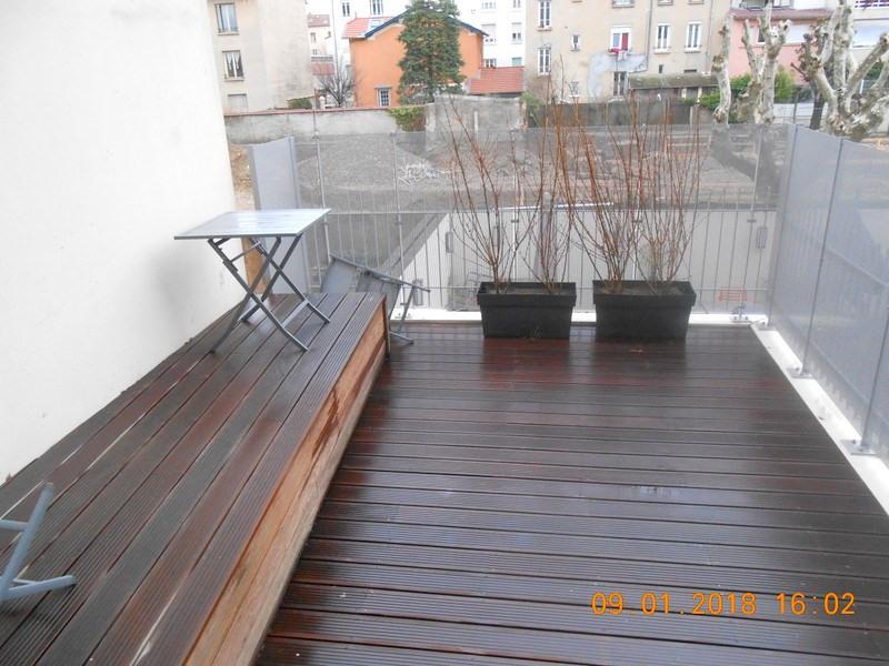 Location appartement Villeurbanne 800€ CC - Photo 1