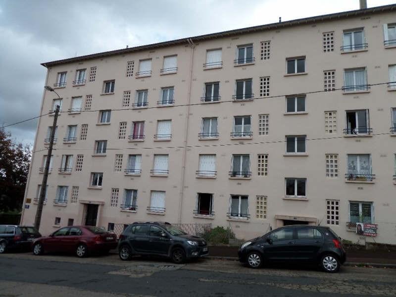 Vente appartement Limoges 75900€ - Photo 1