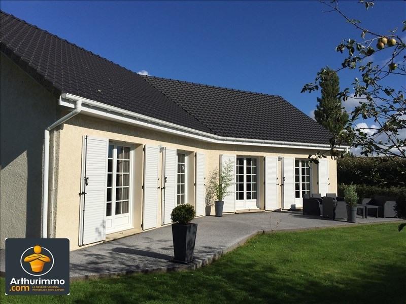 Sale house / villa Octeville sur mer 406600€ - Picture 1
