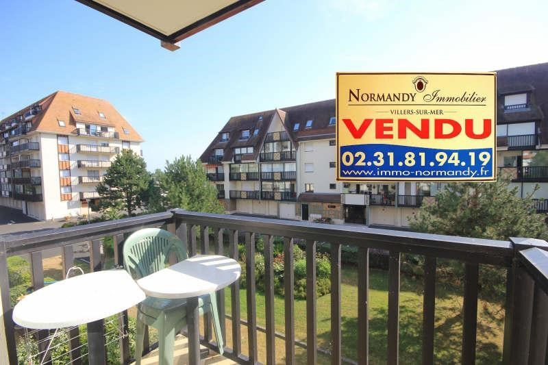 Sale apartment Villers sur mer 88 700€ - Picture 1