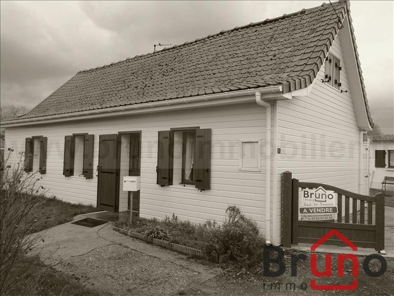 Vendita casa Forest montiers 139500€ - Fotografia 1
