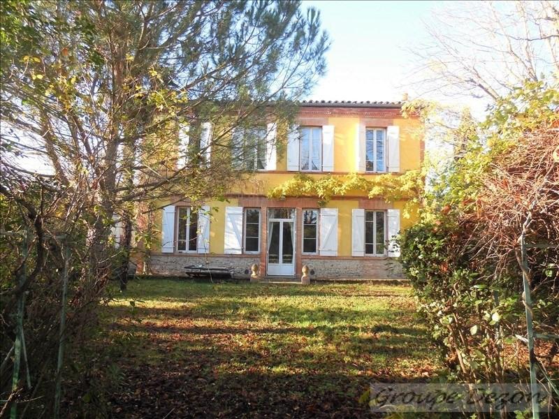 Vente de prestige maison / villa Aucamville 574000€ - Photo 1