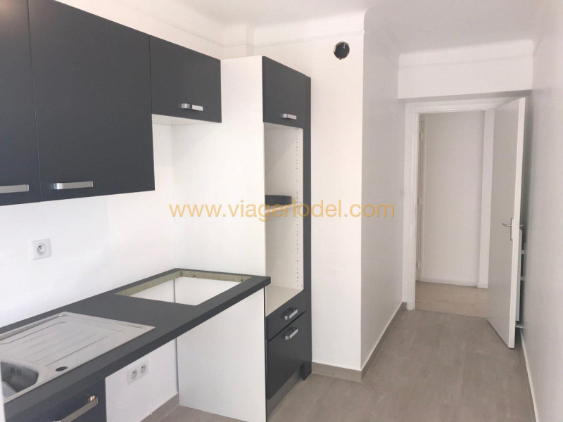 Viager appartement Cannes 150000€ - Photo 3