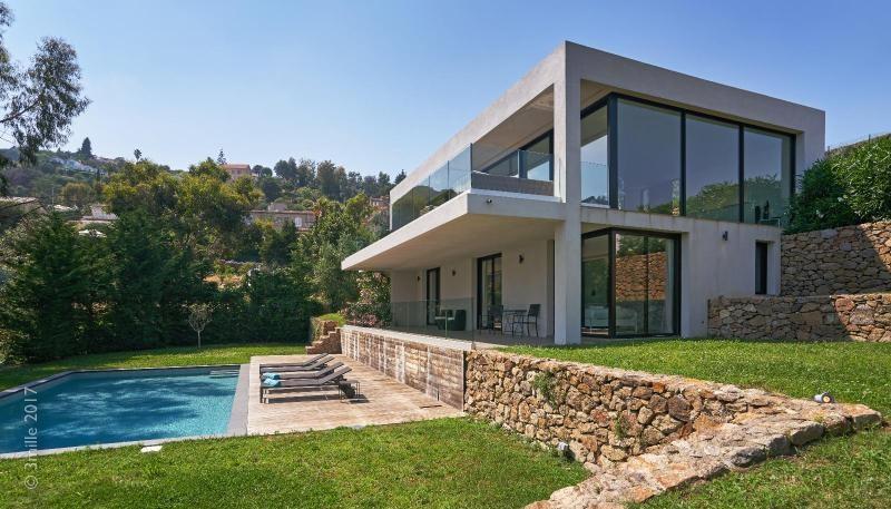 Vermietung von ferienwohnung wohnung Le golfe juan 5400€ - Fotografie 10
