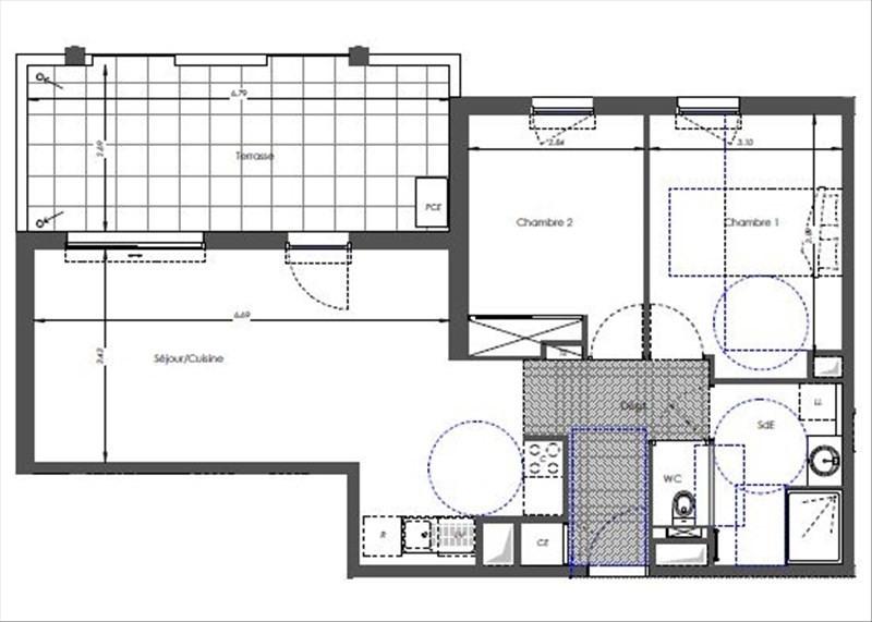 Vente de prestige appartement Bormes les mimosas 330000€ - Photo 2