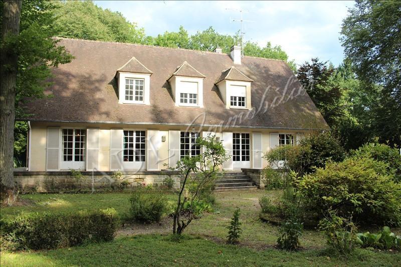 Deluxe sale house / villa Lamorlaye 730000€ - Picture 1