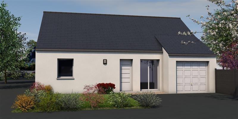 Maison  4 pièces + Terrain 545 m² Pipriac par LES MAISONS RENNAISES