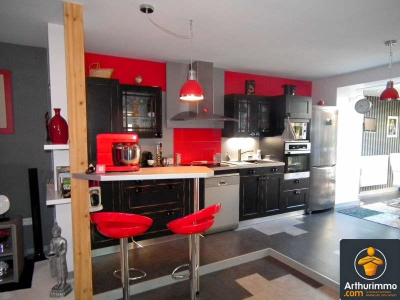 Sale house / villa Matha 206500€ - Picture 3