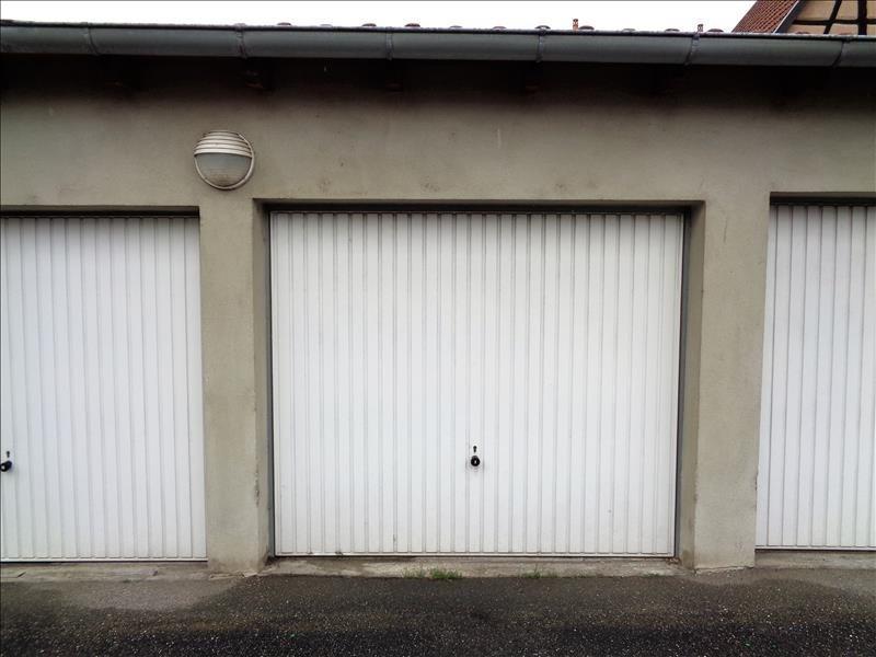 Vermietung parkplatz/box Haguenau 57€ CC - Fotografie 1