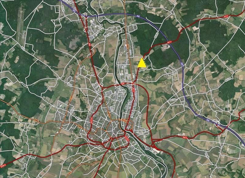 Location local commercial Moneteau 525€ +CH/ HT - Photo 3