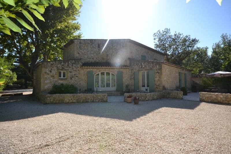 Vente de prestige maison / villa Avignon extra muros 834000€ - Photo 8