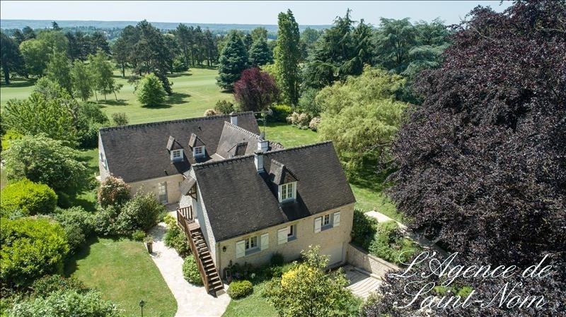 Deluxe sale house / villa St germain en laye 1585000€ - Picture 1