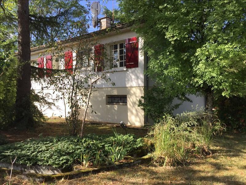 Vente maison / villa Vouneuil sous biard 214000€ -  3