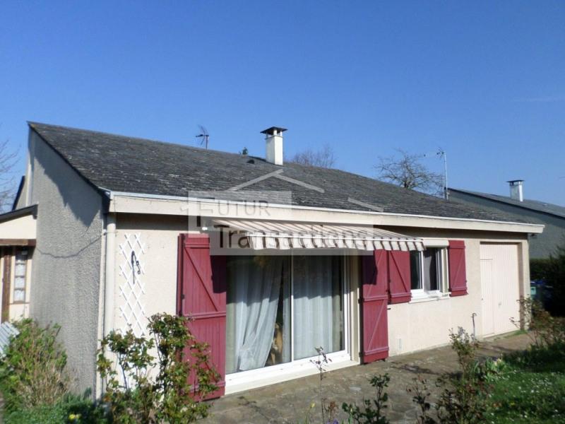 Vente maison / villa Magnanville 240000€ - Photo 2