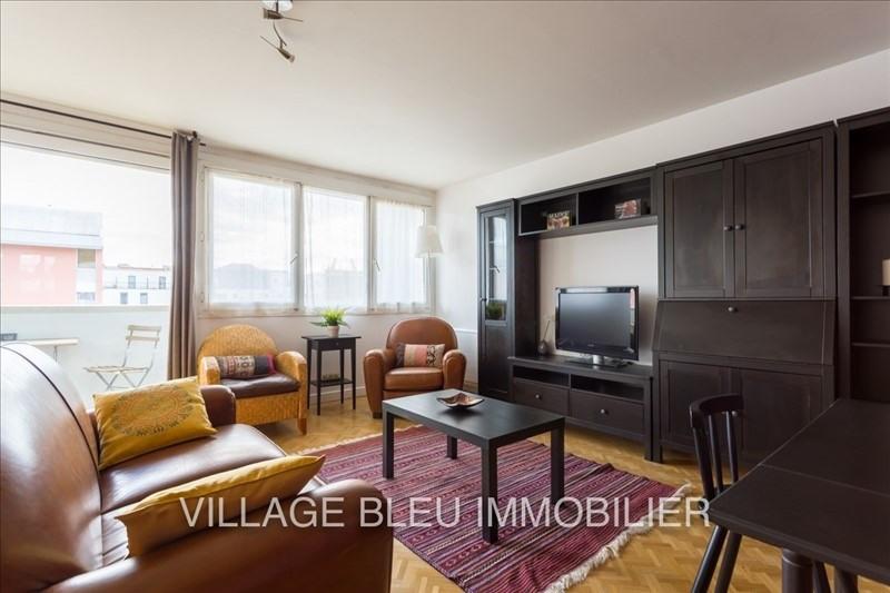 Sale apartment Asnieres sur seine 550000€ - Picture 2