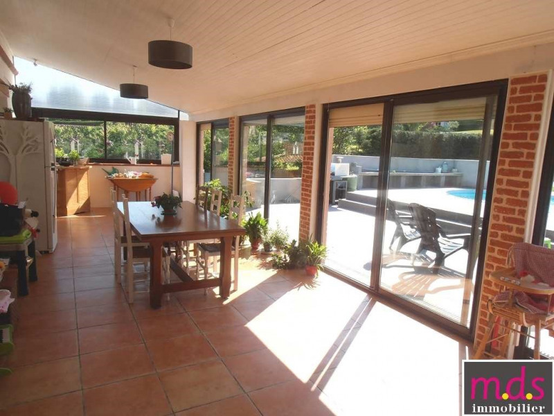 Vente maison / villa Castelginest secteur 414 000€ - Photo 2