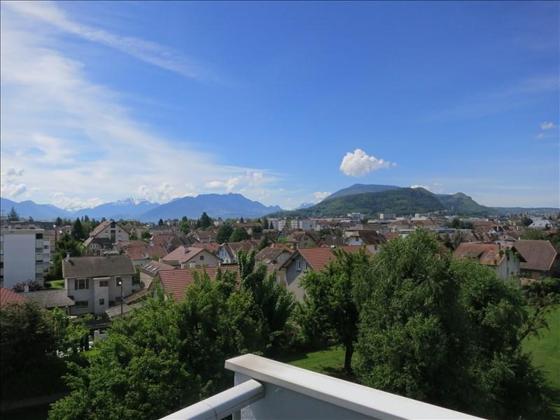 Sale apartment Annecy le vieux 308000€ - Picture 2
