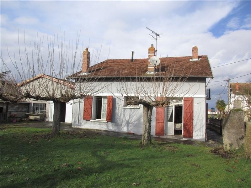 Sale house / villa Montauban 143000€ - Picture 1