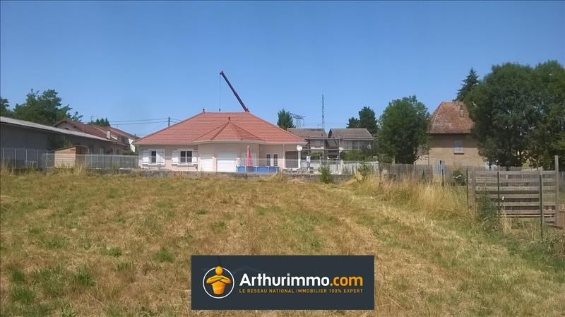 Sale site La tour du pin 54 000€ - Picture 1